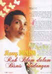 ruh Islam dalam undangan